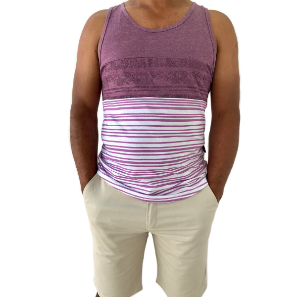 Sleeveless Tank Top for Men from The Will Shop In Vacoas Maurtius